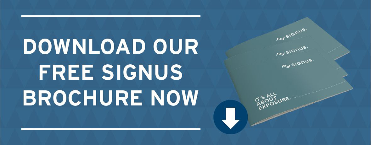 Download the Signus One Brochure Now
