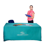 Printed Tablecloth With Logo