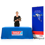 Printed Tablecloths With Banner Bundle