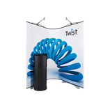 Twist Banner Exhibition Stands