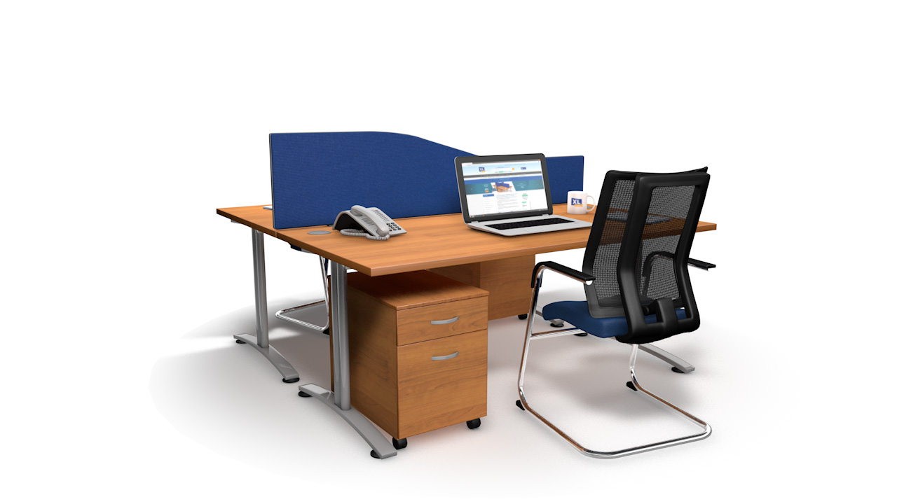 Standard Acoustic Wave Office Desktop Screen