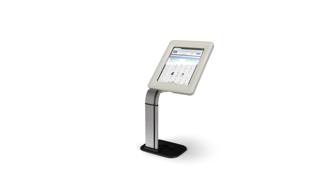 Universal Desktop iPad and Tablet Display Stand