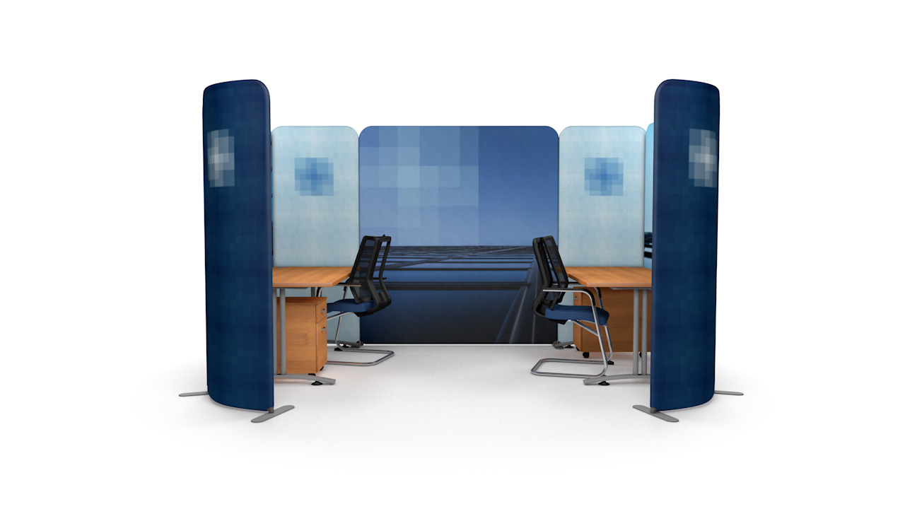 Custom Office Partitions