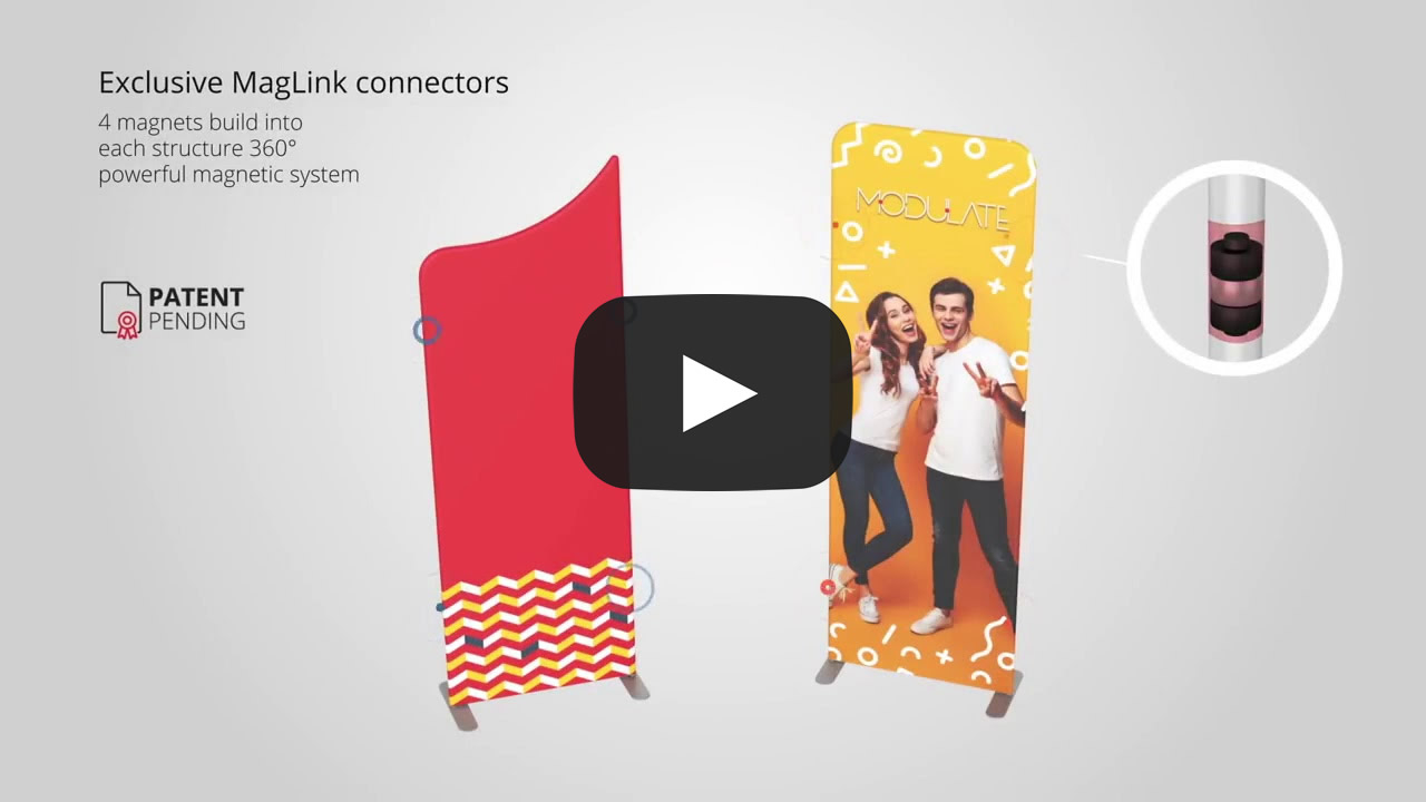 Modulate™ Fabric Displays Video