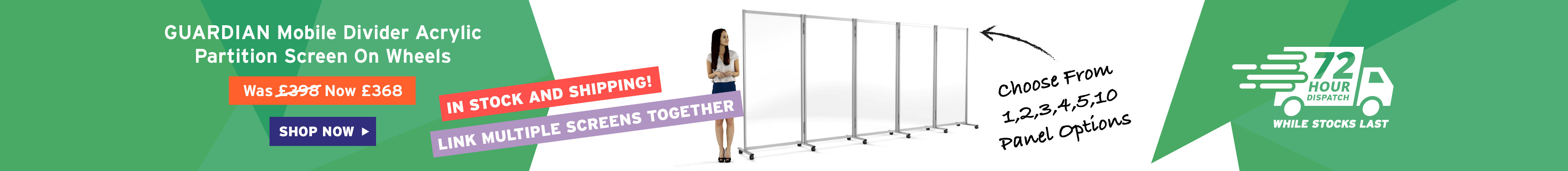 Guardian-Screens-On-Wheels-Mobile-Perspex-Screens-From-XL-Displays