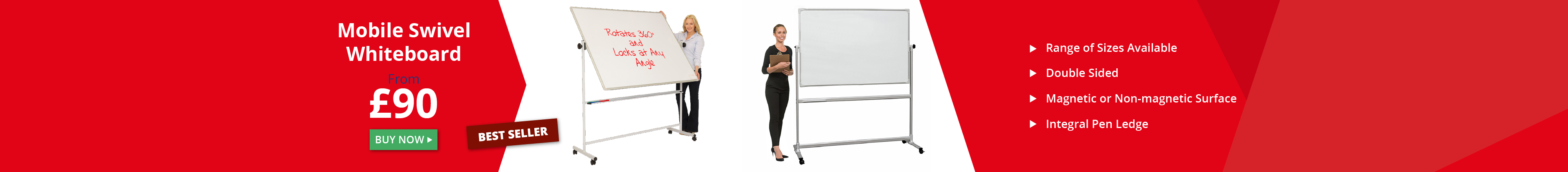 Mobile Whiteboards And Portable Whiteboard on Wheels