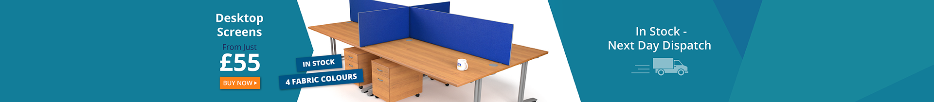 Office Screens - Office Partitions and Dividers XL Displays