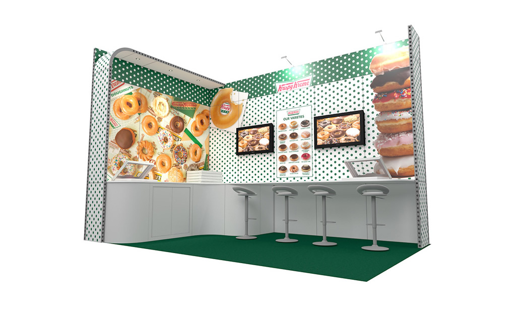 Integra™ Exhibition Stand Kits