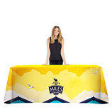 Branded Tablecloths Fully printed with all over Dye Sub Printing