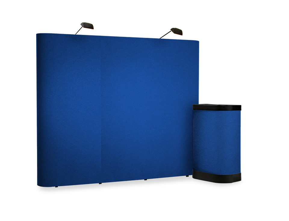 3x3 Fabric Pop Up Stand