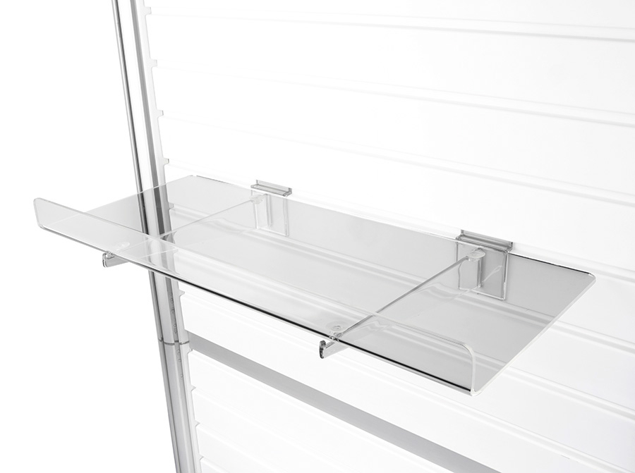 Centro Slatwall Display Product Shelf