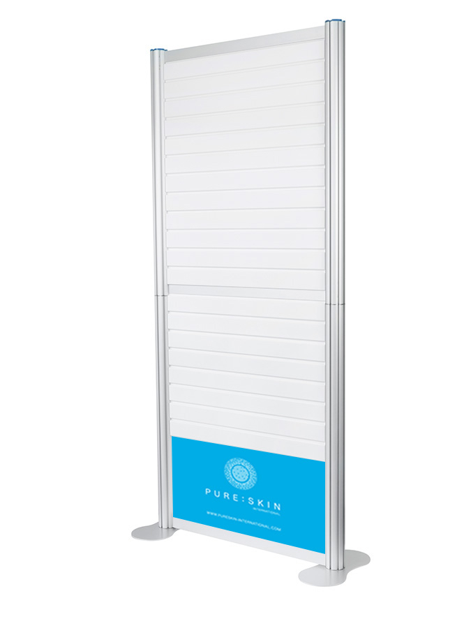 Centro Slatwall Display Stand