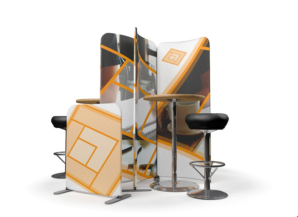 Free Standing Office Booth