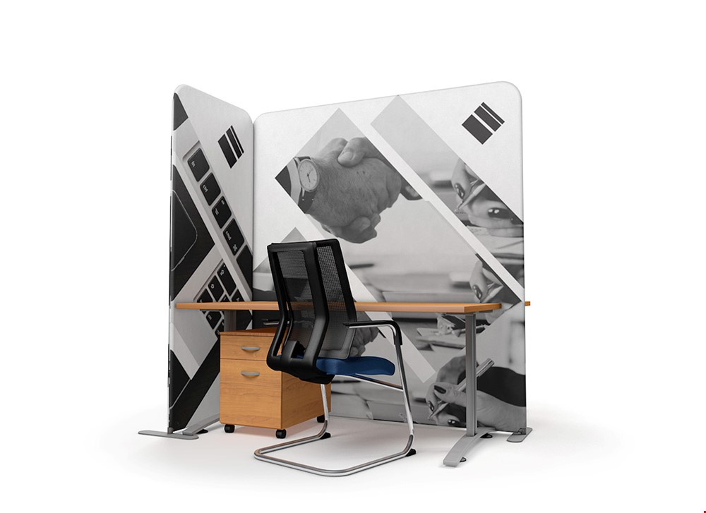 Freestanding Office Dividers