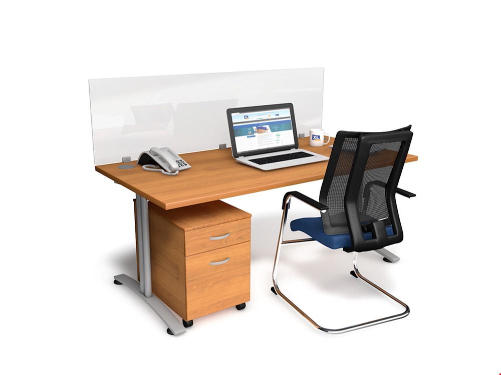 Perspex Desk Divider Clear Acrylic, Office Desk Divider Screens