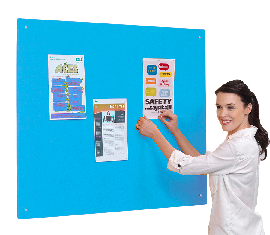 Flameshield Unframed Class 0 Fire Rated Noticeboards