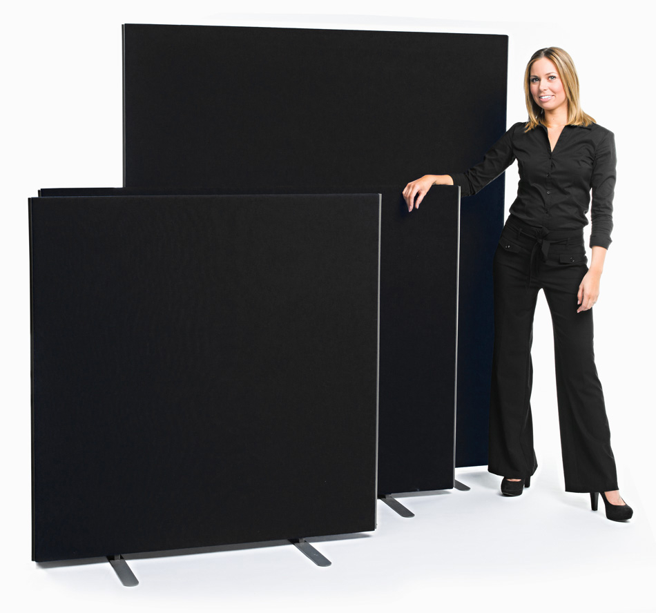 Eco Acoustic Straight Office Screen