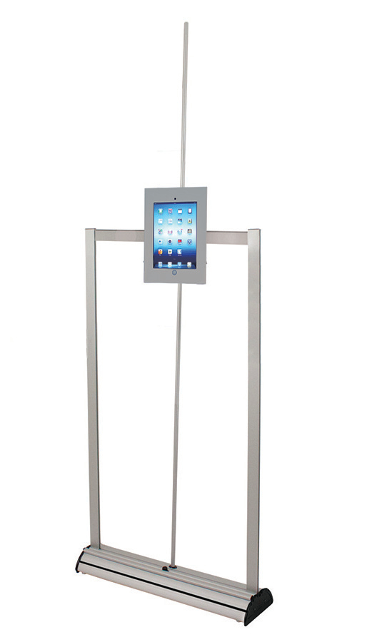 iPad Display for Pull up Banner