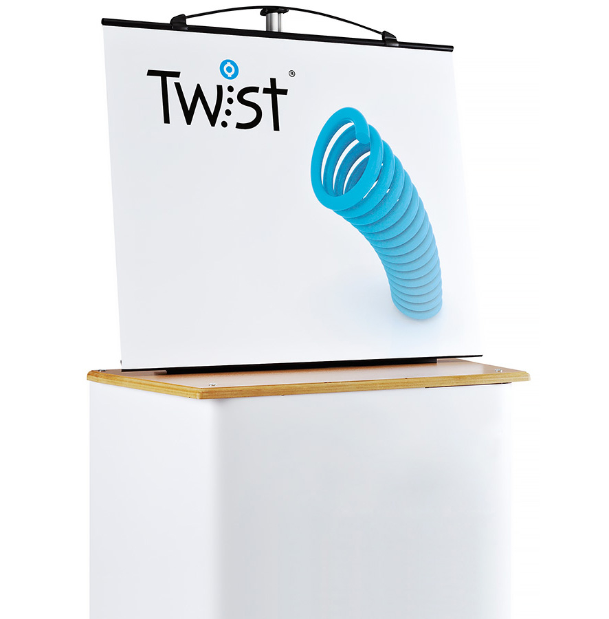 Twist Desktop Banner