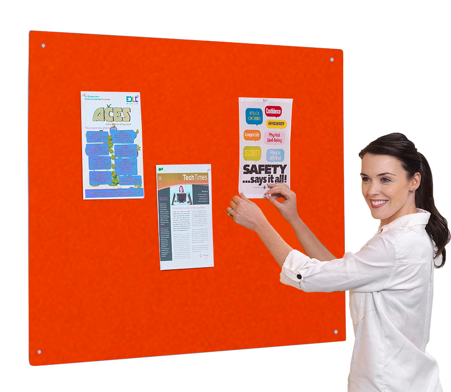 Accents Unframed Noticeboards