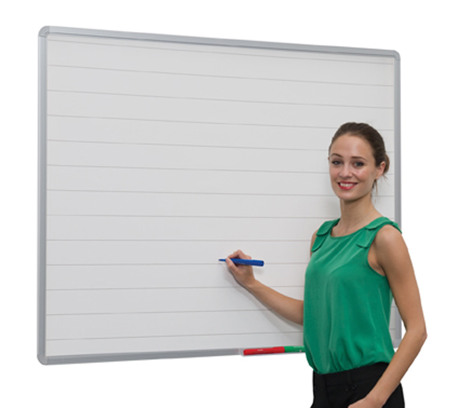 Writing Boards with Markings