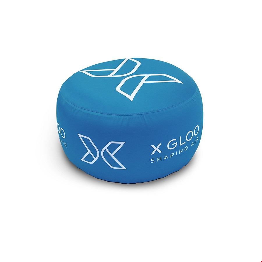 X-GLOO Branded Inflatable Seat