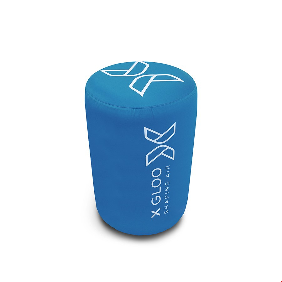 X-GLOO Branded Inflatable Stool