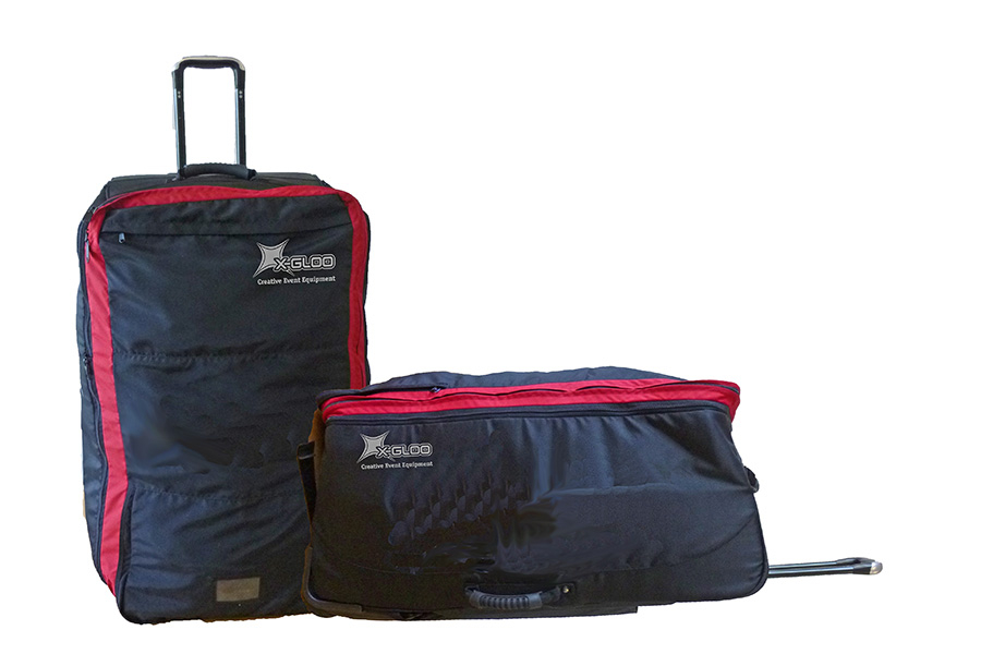 X-Gloo Wheeled Trolley Bag