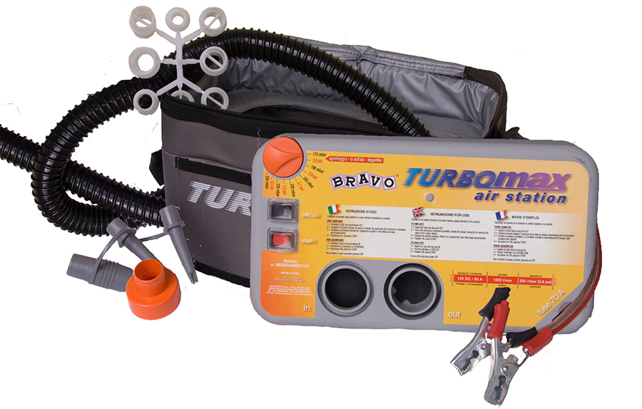 X-Gloo Turbo Electric Pump For Car Battery