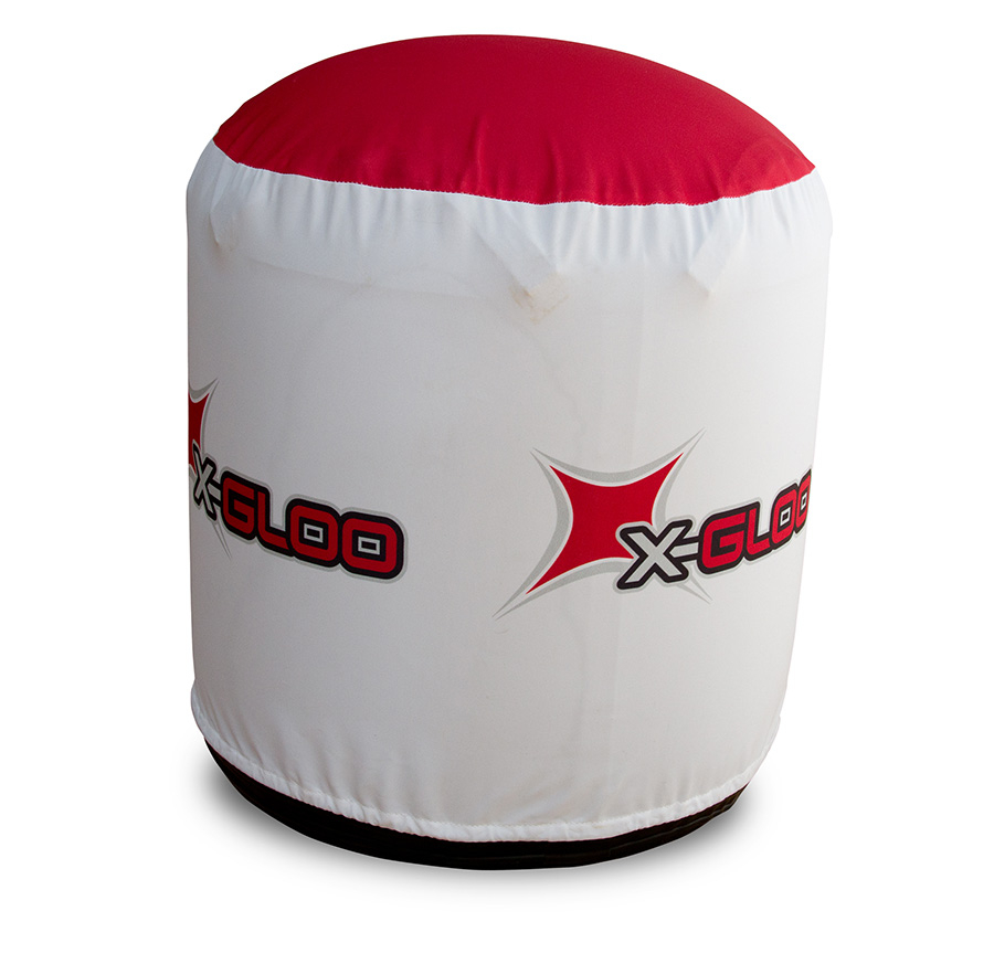 X-Gloo Water Ballast Barrel