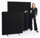 Standard Acoustic Straight Office Screen