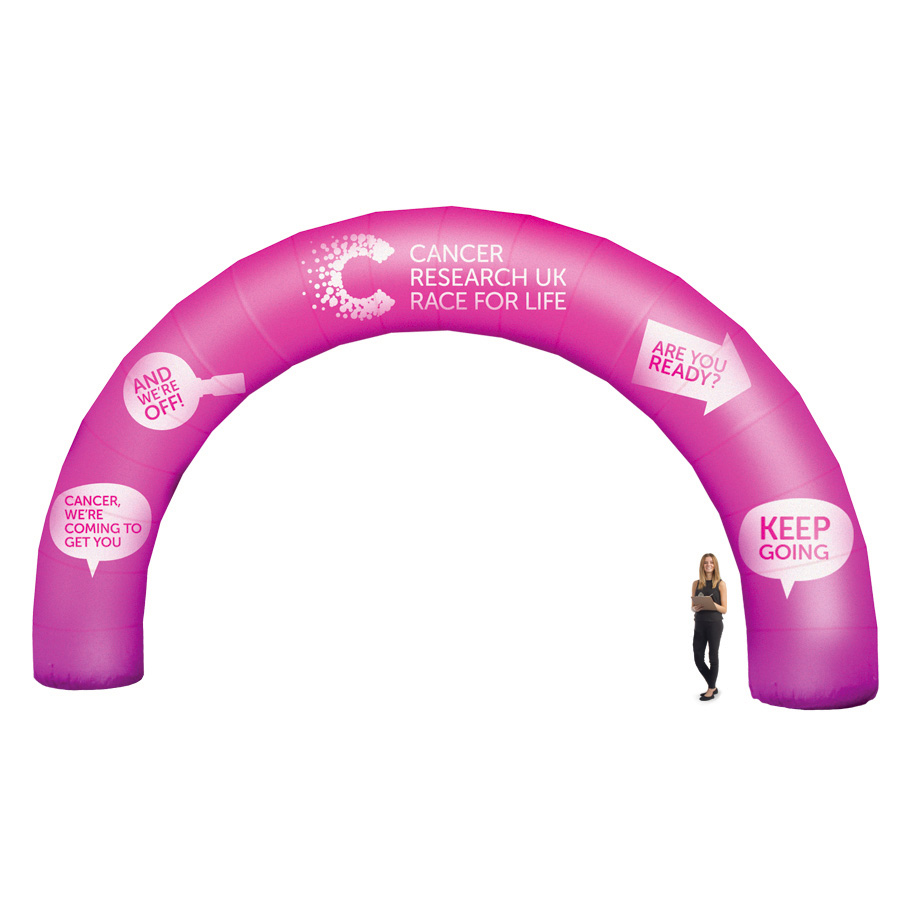 12m Inflatable Arches