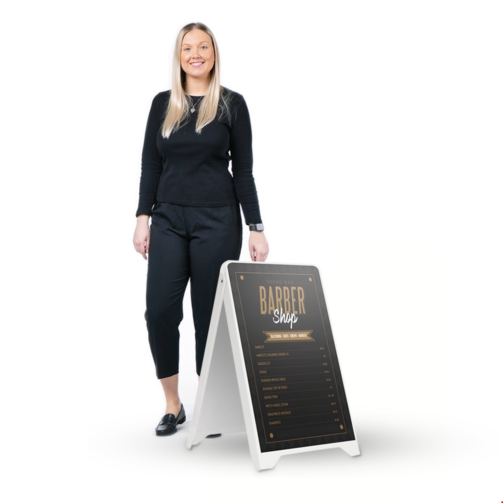 A-Board Frame Advertising Pavement Sign