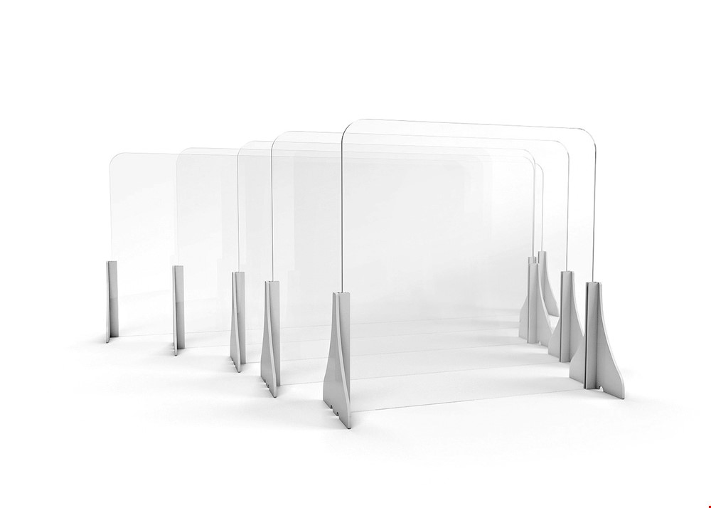 ACHOO<sup>®</sup> Crystal Clear Counter Protective Screen