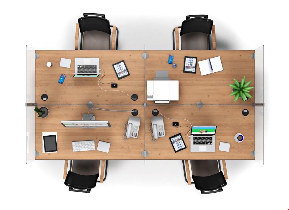 ACHOO Modular Desk Partitions