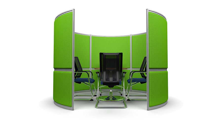Premium Acoustic Office Meeting Booth