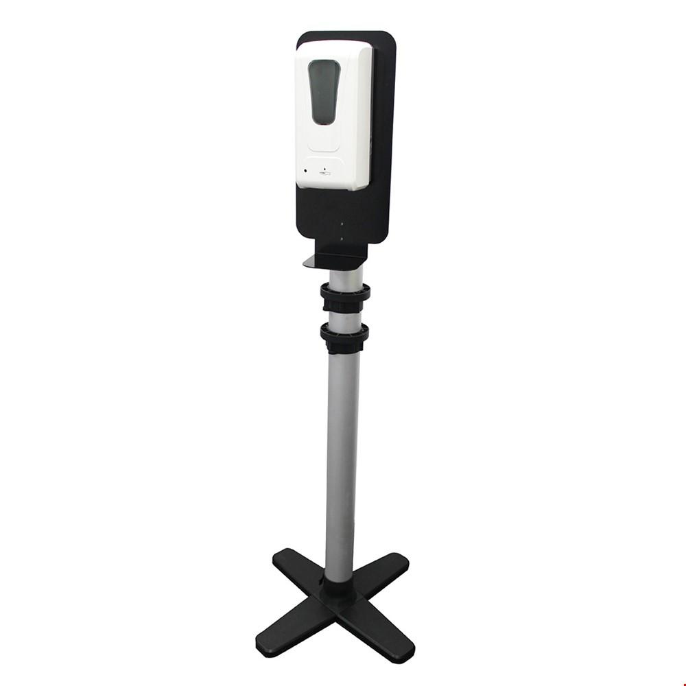 Height Adjustable Automatic Hand Sanitiser Dispenser