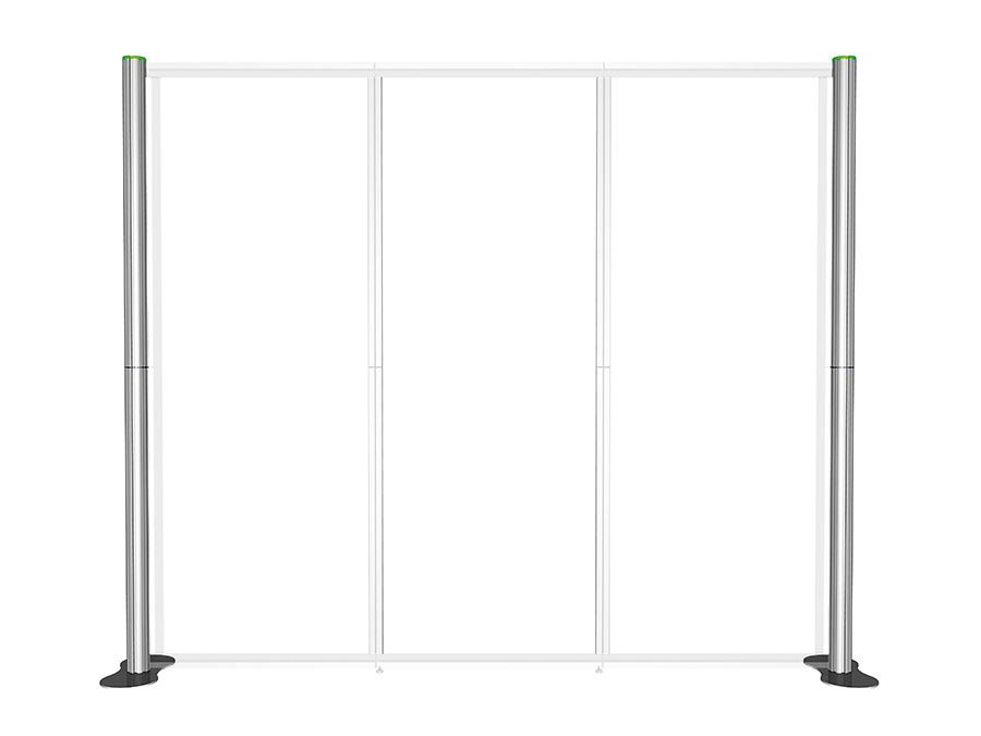 Exhibition Stand Framework : Centro exhibition stand modular stands uk