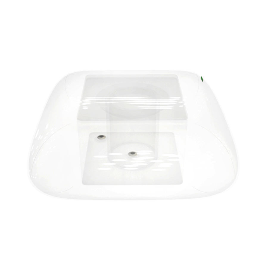 Crystal Clear Inflatable Table