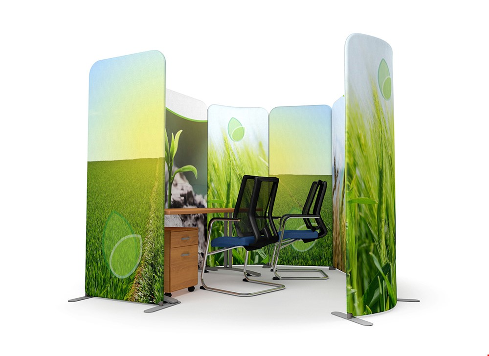 Free Standing Office Partition Screens