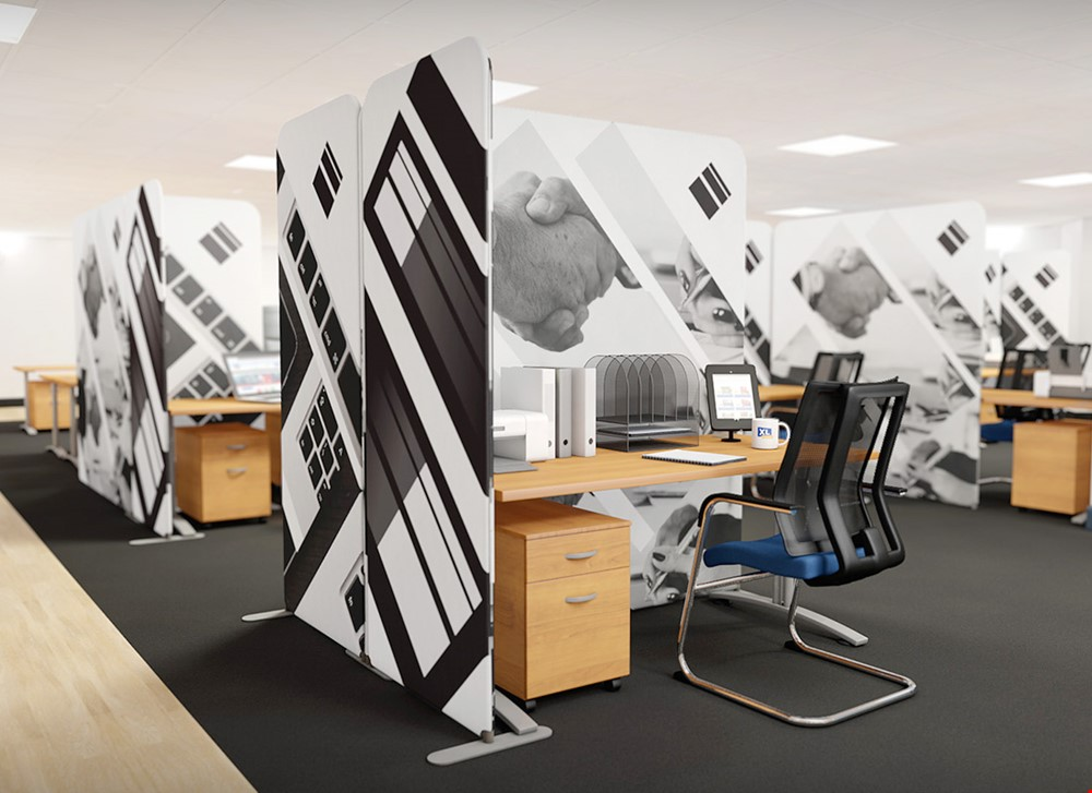 Office Partitions And Dividers