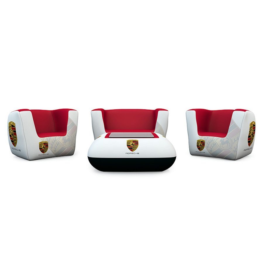 Branded Inflatable Furniture Set