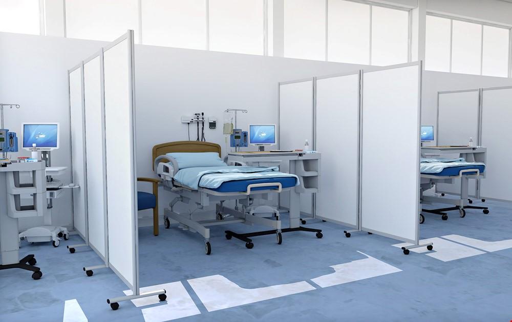GUARDIAN DIGNITY Medical Hospital Screens