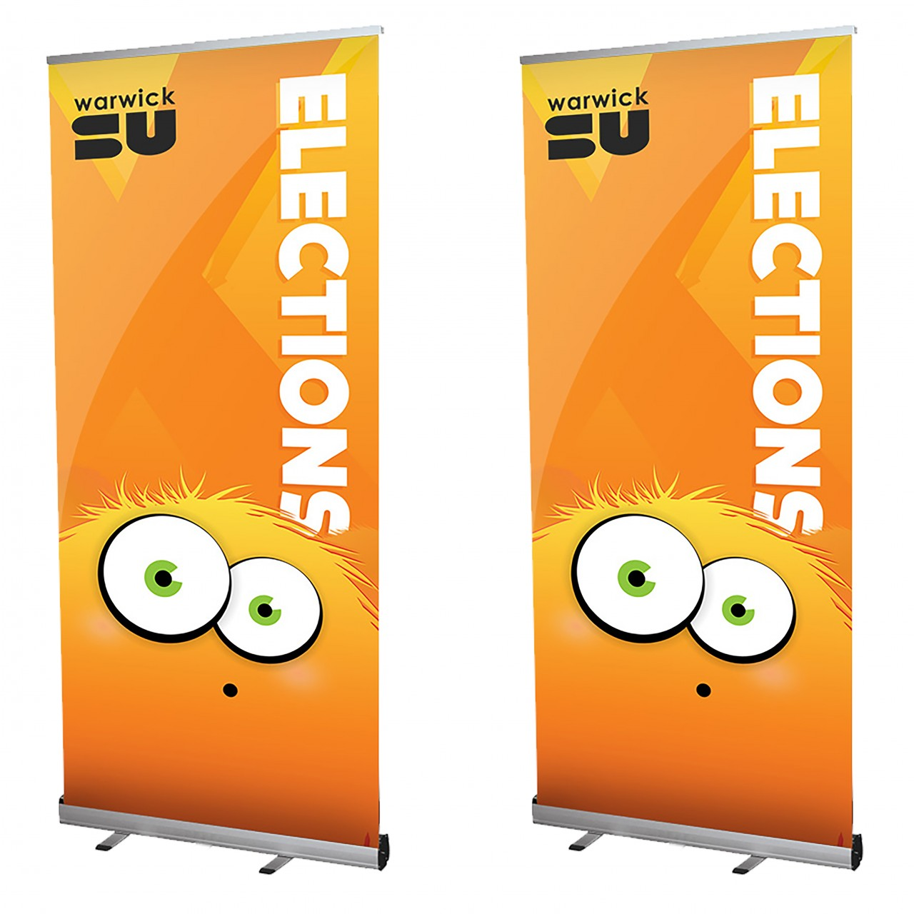 Grasshopper Pull Up Banner Value Packs
