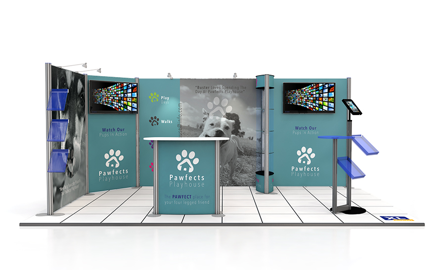 Exhibition Stand Quotation Format : Centro display system modular exhibition stands uk made