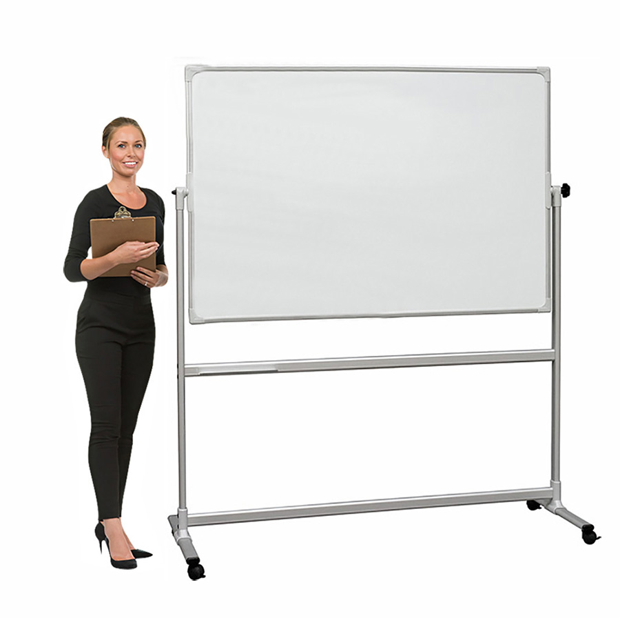 Mobile Swivel Magnetic Writing Board