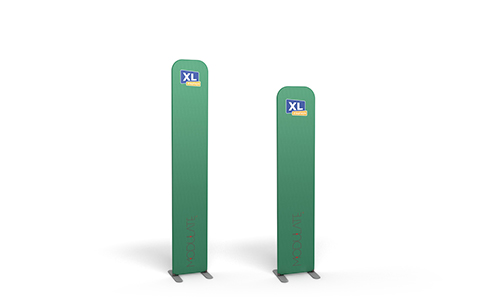 Modulate™ Straight Tensioned Fabric Displays 400mm