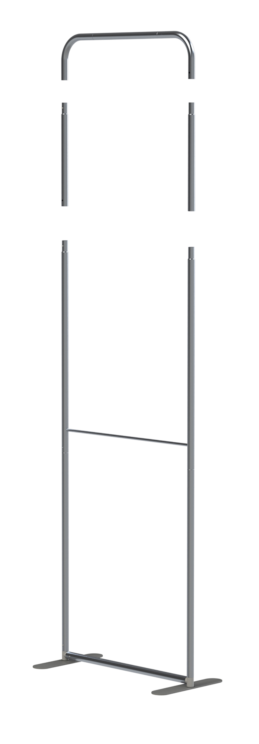 Exhibition Stand Assembly : Modulate™ fabric displays stretch display stands