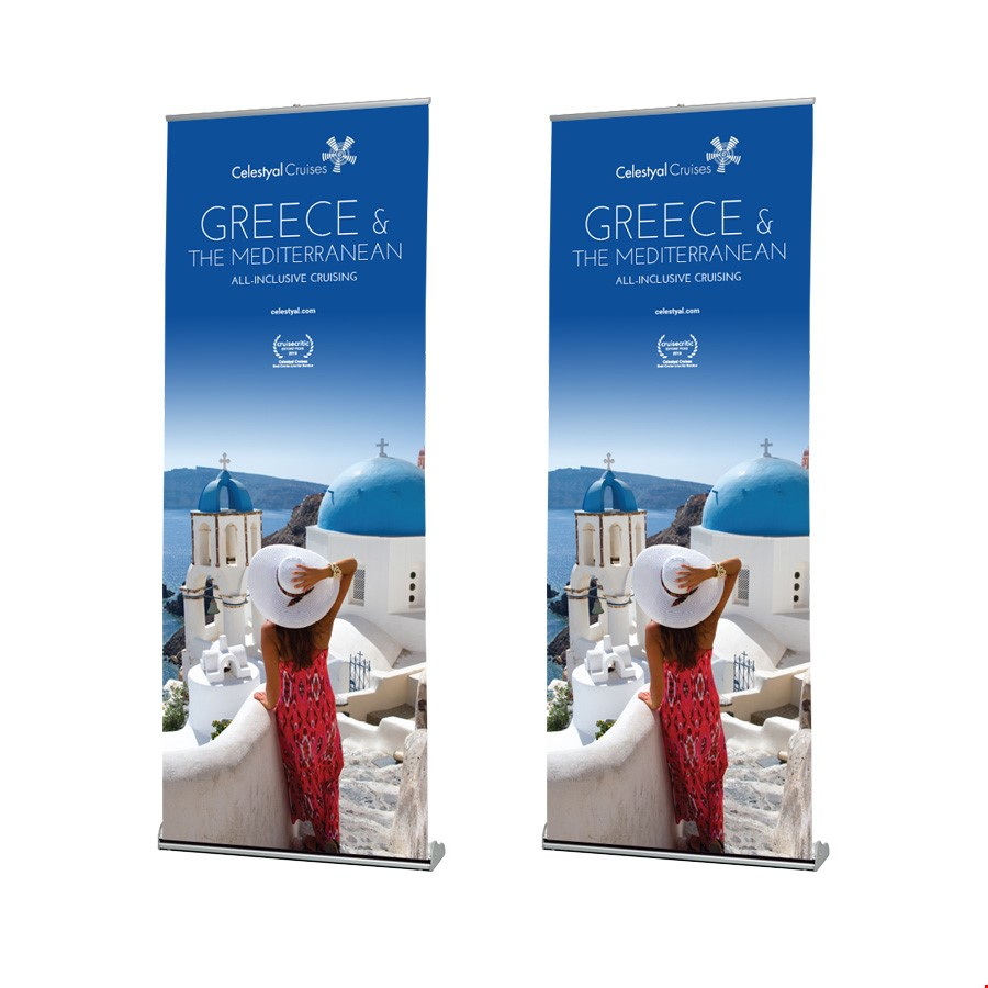 Orient Pull Up Banner Value Packs