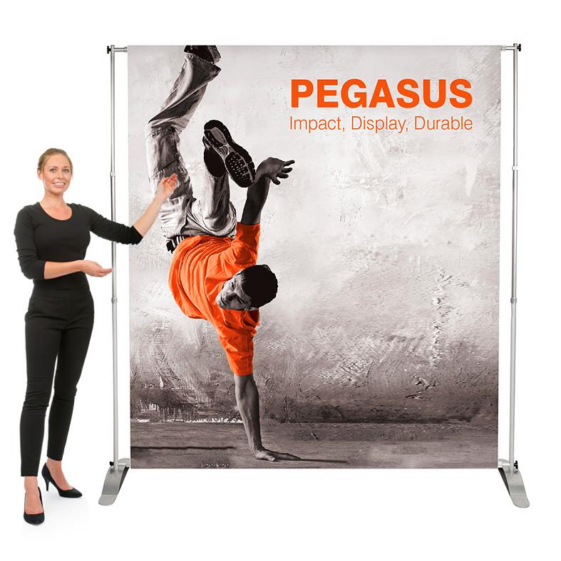 Pegasus Tension Banner Stand